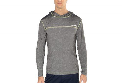 Altra Performance Hoody - Men's - grey, medium