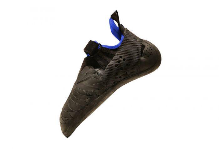Butora Narsha Climbing Shoes - black/blue, 7.5