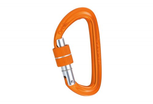 CAMP USA Orbit Lock Carabiners - orange, one size