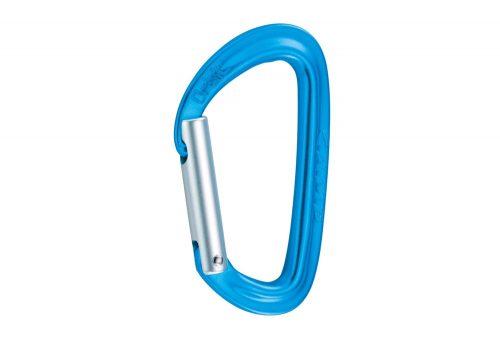CAMP USA Orbit Straight Gate Carabiner - blue, one size