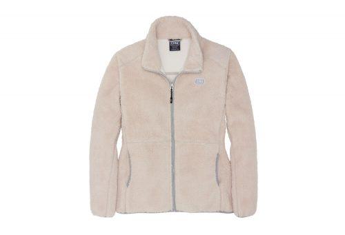 CIRQ Mt. Whitney Hi-Pile Fleece Jacket - Women's - natural / silver, x-large