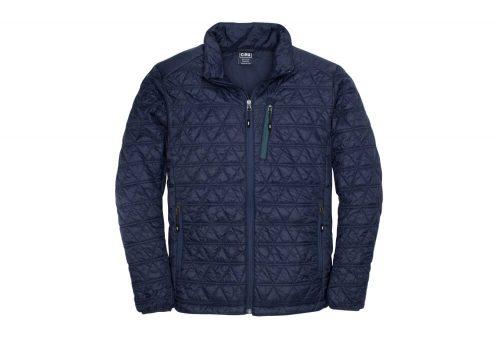 CIRQ Palisade Insulated Jacket - Men's - midnight blue, medium