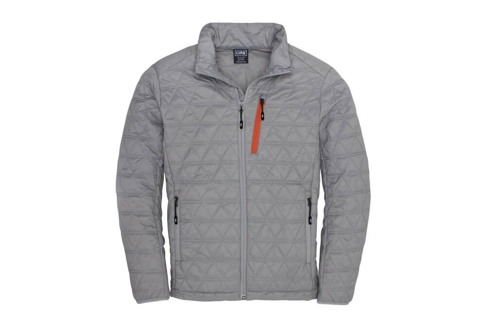 CIRQ Palisade Insulated Jacket - Men's - pewter, large