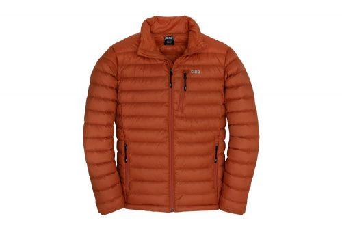 CIRQ Shasta Down Jacket - Men's - burnt orange, x-large