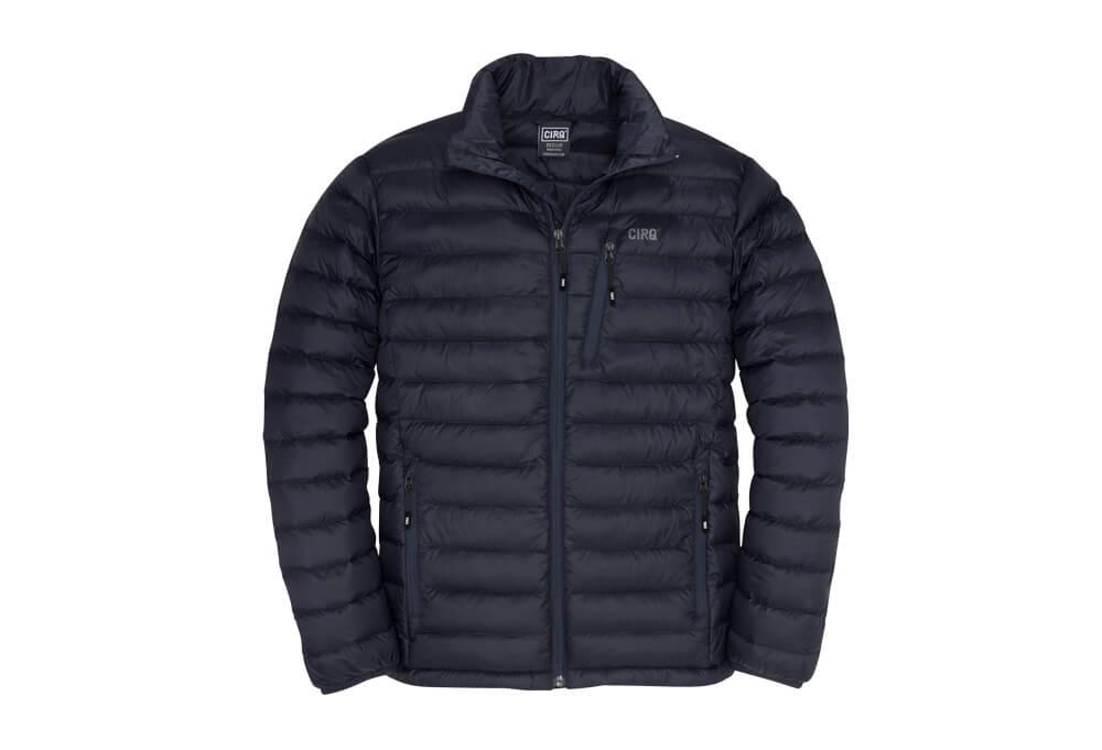 CIRQ Shasta Down Jacket - Men's - midnight blue, x-large