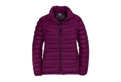 CIRQ Shasta Down Jacket - Women's - berry, medium