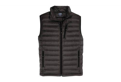 CIRQ Shasta Down Vest - Men's - black, x-large