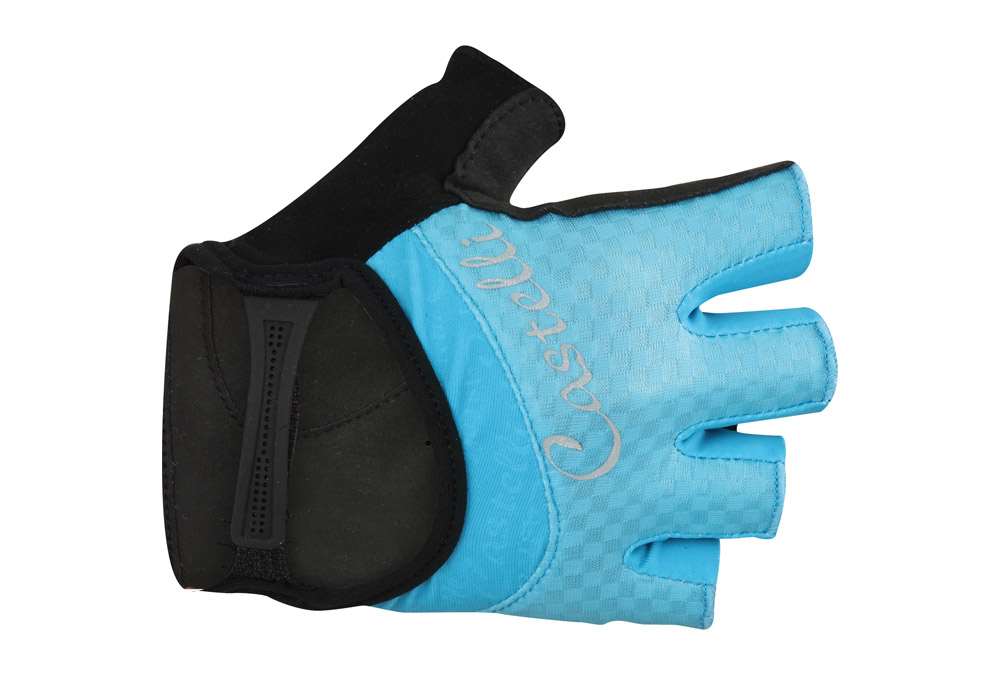 Castelli Arenberg Gel Glove - Women's - atoll blue/turquoise, x-large