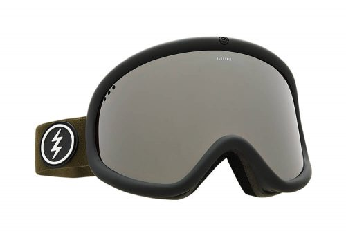 Electric Charger Goggle - dark tourist/brose/silver chrome, adjustable