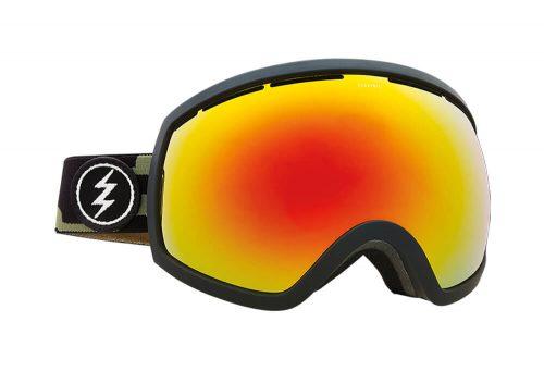 Electric EG2 Goggle - camo/brose/red chrome, adjustable