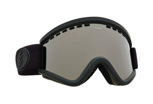 Electric EGV Goggle - matte black/brose/silver chrome, adjustable