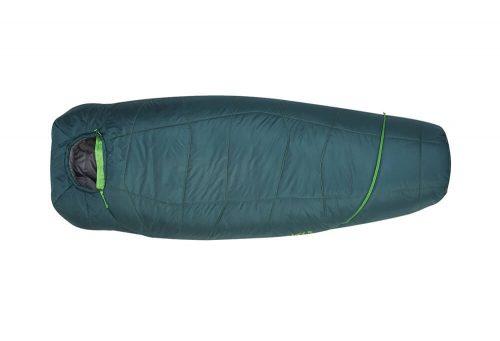 Kelty Tru.Comfort 20 Sleeping Bag - Long - green, right zip/long