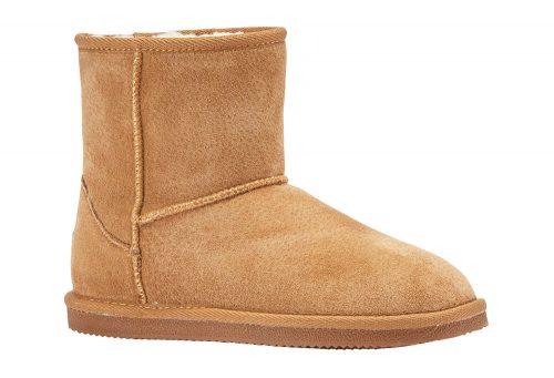 """LAMO Classic 6"""" Suede Boots - Women's - chestnut, 7"""