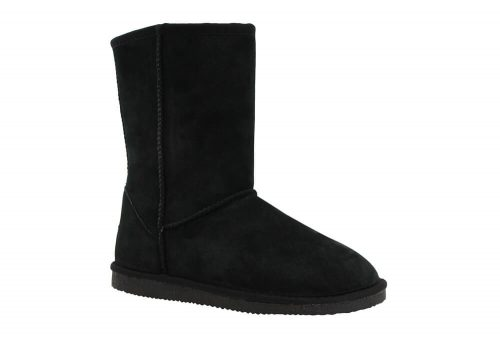 "LAMO Classic 9"" Suede Boots - Women's - black, 10"
