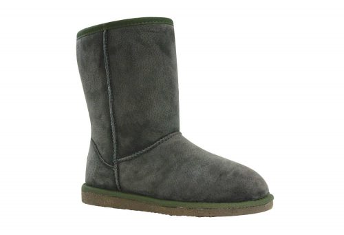"""LAMO Classic 9"""" Suede Boots - Women's - forest, 7"""