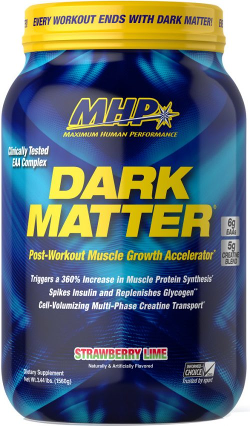 MHP Dark Matter - 20 Servings Strawberry Lime