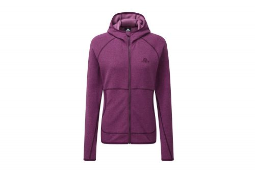 Mountain Equipment Calico Hooded Jacket - Women's - foxglove, 10