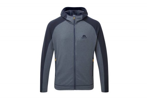 Mountain Equipment Flash Hooded Jacket - Men's - ombre blue/cosmos, small