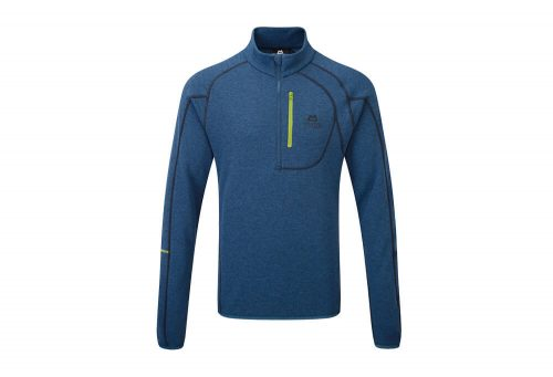 Mountain Equipment Integrity Zip T - Men's - marine, x-large