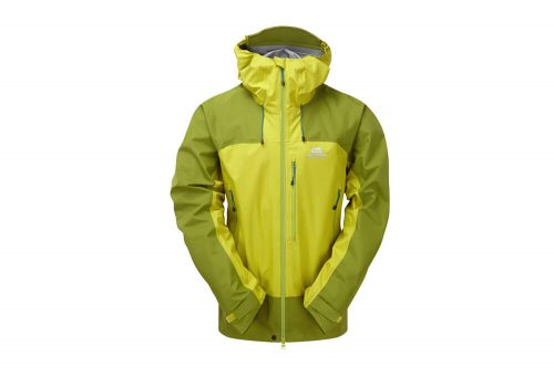 Mountain Equipment Ogre Jacket - Men's - citronelle/kiwi, small