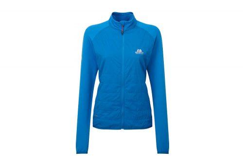 Mountain Equipment Switch Jacket - Women's - lagoon blue, 10