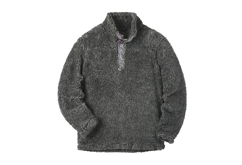 Mountain Khakis Apres Pullover - Men's - slate, medium