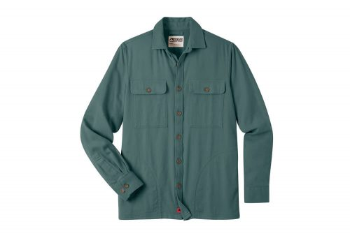 Mountain Khakis Patrol Overshirt - Men's - wintergreen, medium