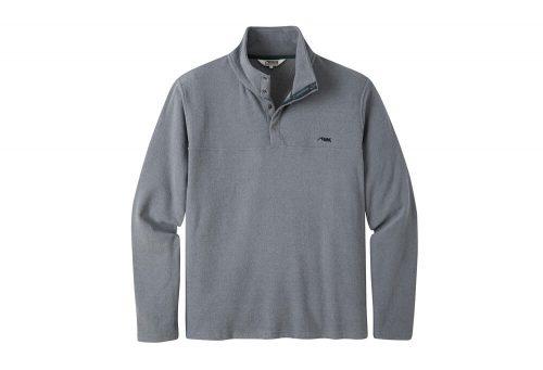 Mountain Khakis Pop Top Pullover - Men's - gunmetal, medium
