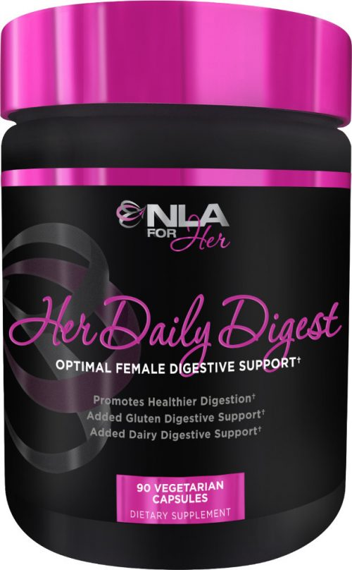 NLA For Her Her Daily Digest - 90 Capsules