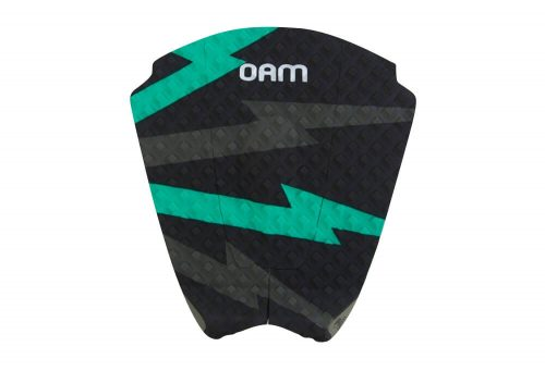 OAM Taylor Knox Pad - emerald, one size
