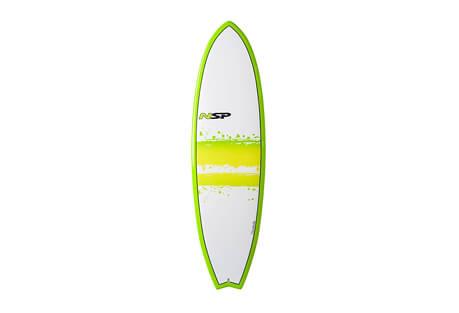 Surftech NSP 03 Elements Fish Surf VC 6'4 Surfboard