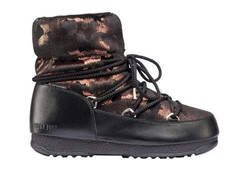 Tecnica Camu Low Moon Boots - Unisex - black/bronze, eu 40