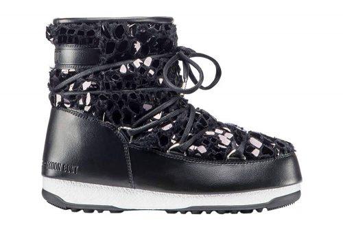Tecnica Mirror Low Moon Boots - Unisex - black, eu 36