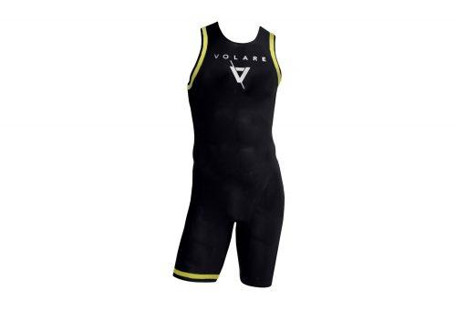 Volare Swim Skin - Men's - yellow/black, l