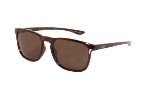 Wilder & Sons Broadway Sunglasses - dark brown tortoise/dark brown, one size