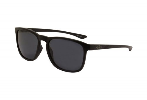 Wilder & Sons Broadway Sunglasses - matte black/dark smoke, one size