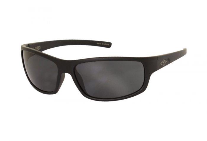 Wilder & Sons Hawthorne Sunglasses - matte black/ dark smoke, one size